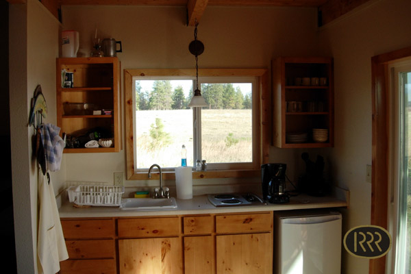 You'll enjoy the roomy, well-equipped kitchen
